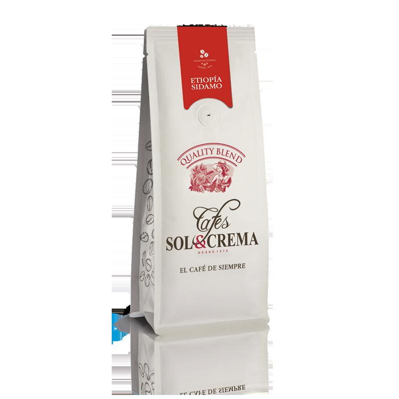Café Sol y Crema - Etiopia Sidamo