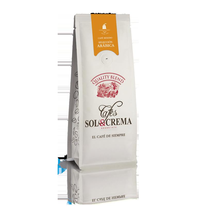 Café Sol y Crema - Selección Arábica