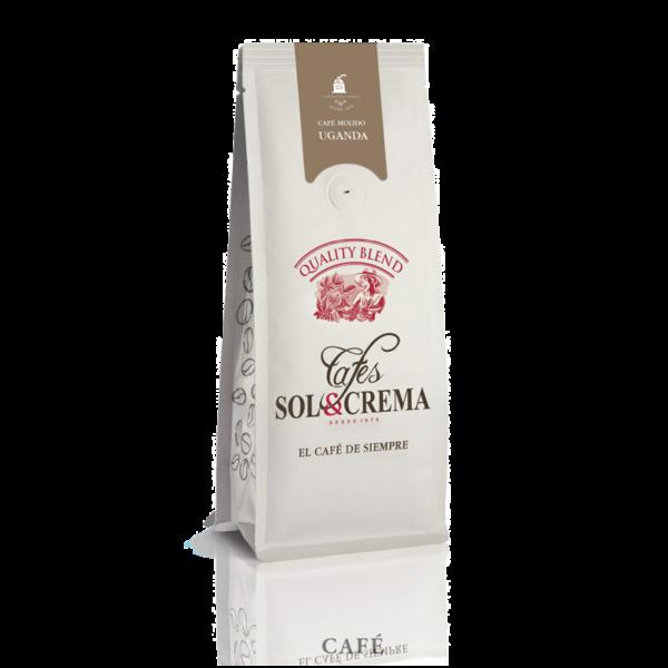 Café Uganda - Cafés Sol y Crema