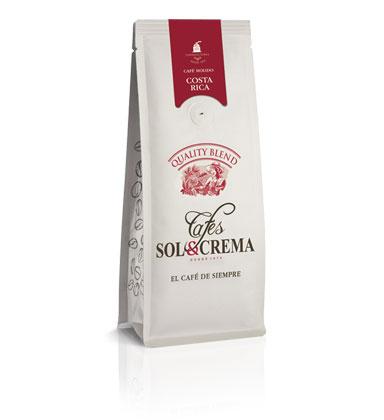 Categoría de Café Sol y Crema