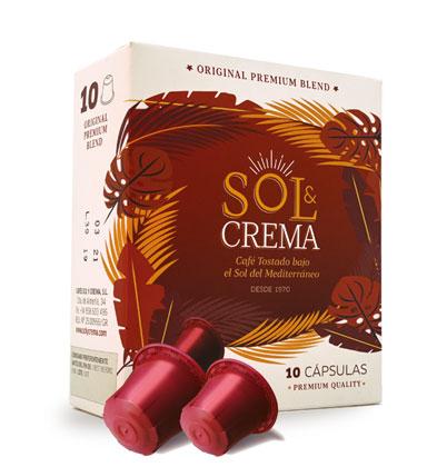 Categoría Cpasulas Cafés Sol&Crema